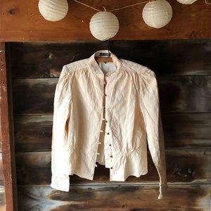 Ralph Lauren blouse / medium / equestrian western